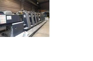 Heidelberg Speedmaster XL-75-8-P-C 单张纸胶印机