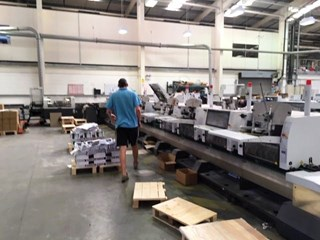 Heidelberg ST 450 saddlestitcher Saddlestitchers