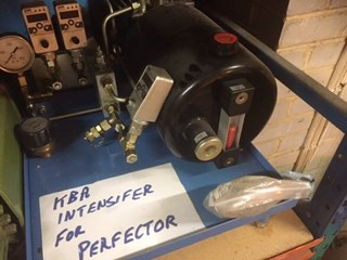 KBA Intensifier for KBA Perfector Autres machines