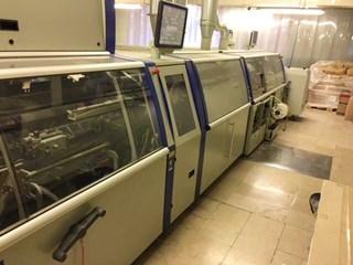Kolbus KM600 胶订机及配页机