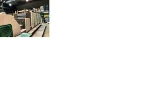 Komori GL-440+Coater 单张纸胶印机