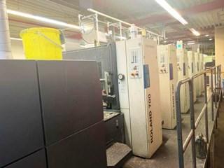 Roland R706-P 2/4 Hiprint 单张纸胶印机