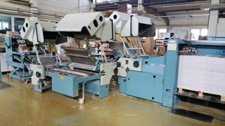 MBO T800 4/4/4 Folding Machines