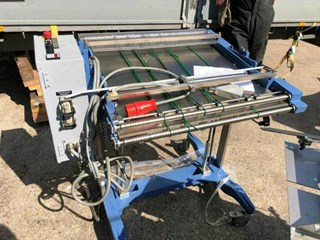 MBO UTL 66 ME delivery Table Folding Machines
