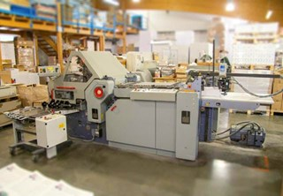 Stahl KD 66 Topline Folding Machines