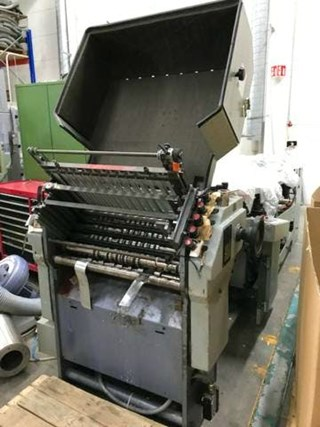 Stahl RD66-8 Folding Machines