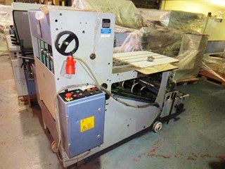 Stahl SBP 46 presser stacker Folding machines