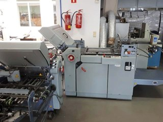 Stahl Ti52/44K Folding machines
