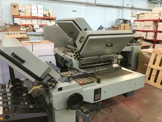 Stahl TF78/4, 66/4, 56/2, FE78 Folding Machines