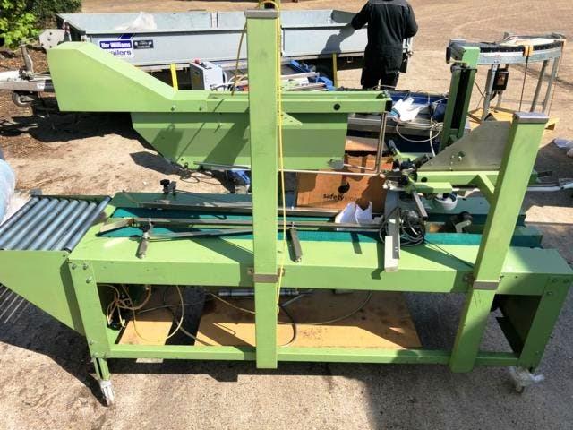 Endoline 702 case taper/sealer