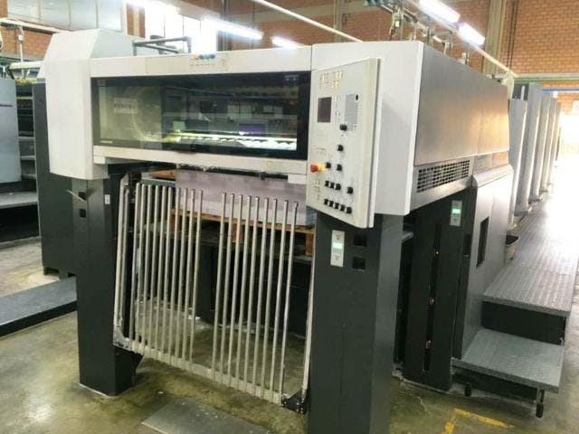 Heidelberg Speedmaster CD102-4+L