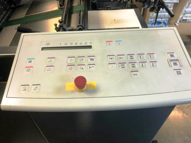 Heidelberg Printmaster PM 52-5