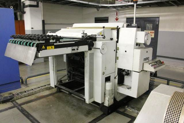 Show details for Mabeg RB-70 roll to sheet feeder