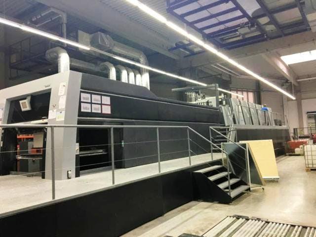 Show details for Heidelberg XL-145-6+LX U/V EOP (18K)