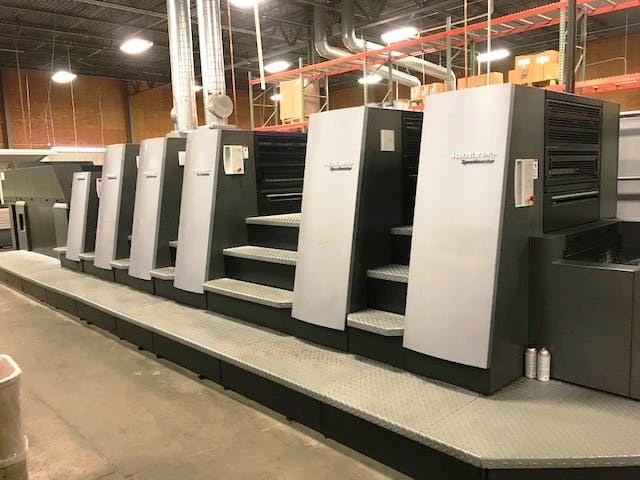 Show details for Heidelberg XL-75-5P-2+LX