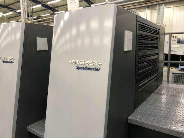 Heidelberg XL-75-6+LX2-C Format