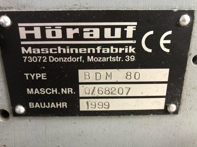 Horauf BDM80