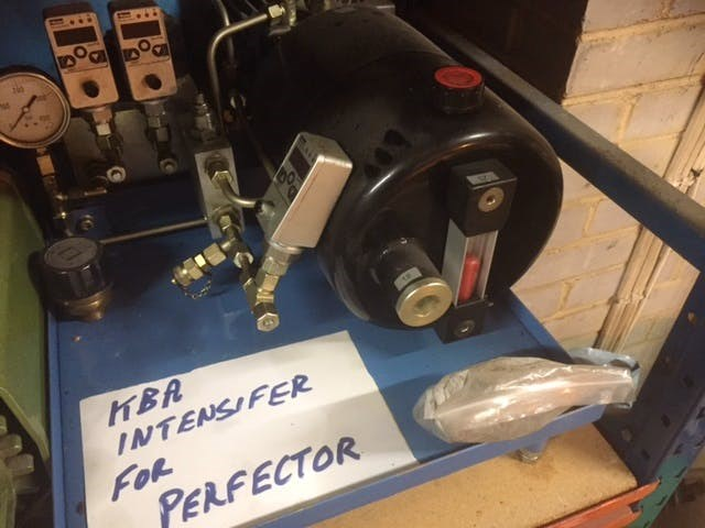 KBA Intensifier for KBA Perfector