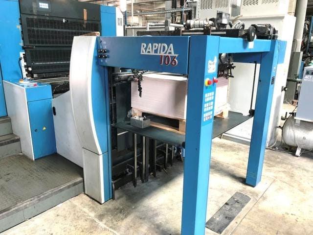 KBA Rapida 106-5+L-ALV2
