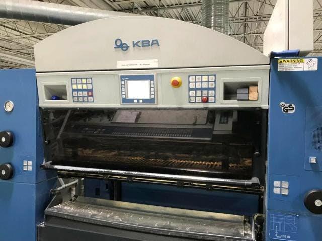 KBA Rapida 106-10-SW1+L-ALV3