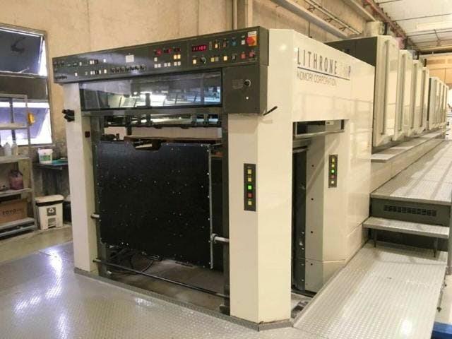Komori LS 840-P