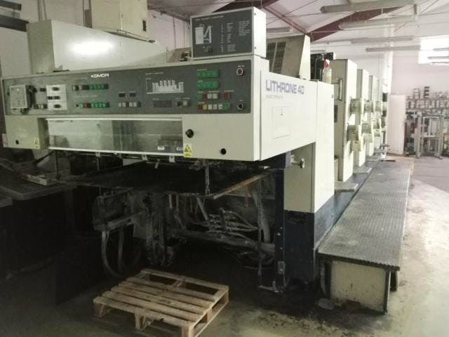 Show details for Komori Lithrone L440