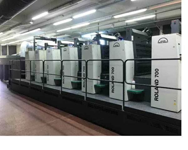 Show details for Roland R706-SW+LV Hi-Print