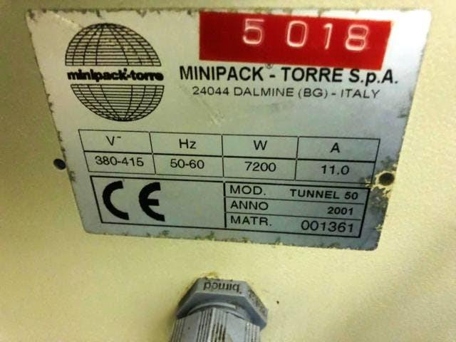 Minipack Torre Shrink Wrap