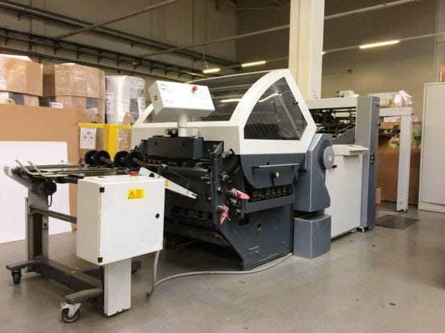 Show details for Stahl TI52/4-FI52 paper folding machine