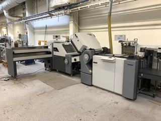 Heidelberg BUH 56-6 Folding Machines