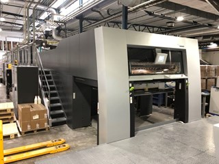 Heidelberg XL 162-8 P Sheet Fed