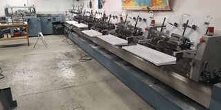Heidelberg ST 300 Saddlestitchers
