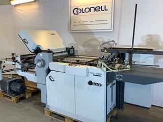 Heidelberg Stahl Ti 52 Folding Machines