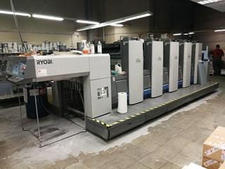 Ryobi 755 Machines offset à feuilles