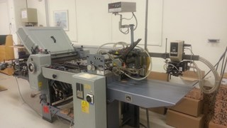 Stahl T50/4 KB F Folding machines