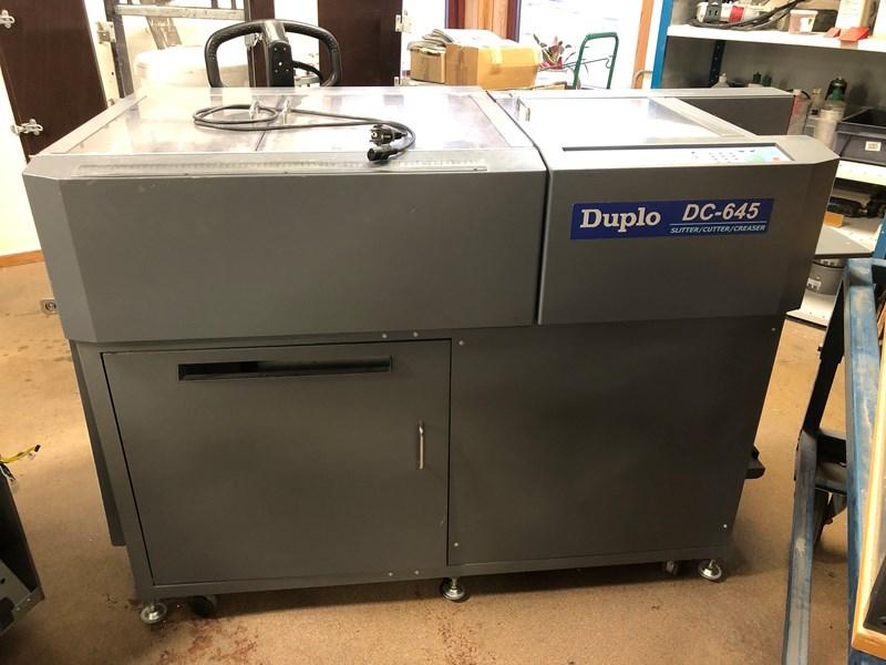 Show details for Duplo DC 645