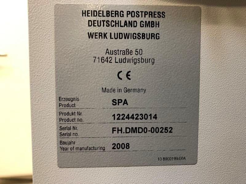 Heidelberg BUH 56-6