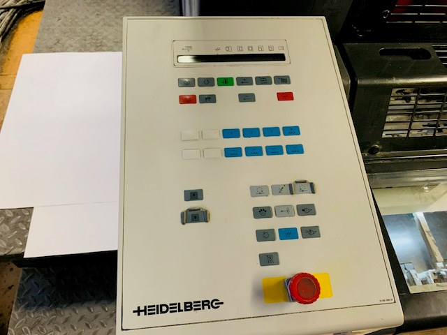 Heidelberg PM 52-4P
