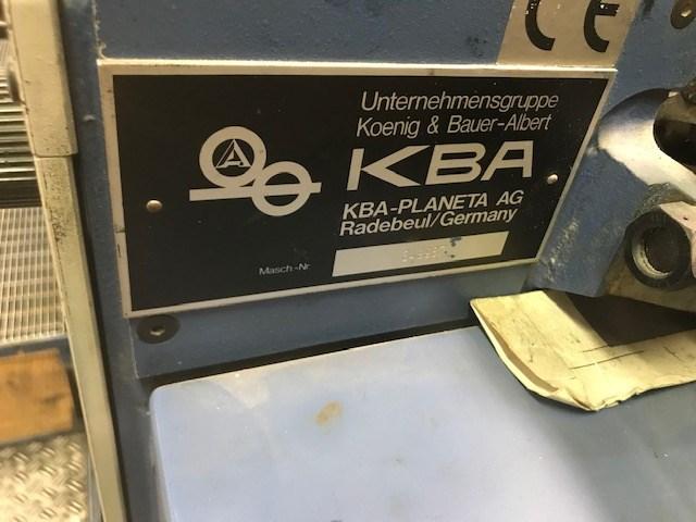 KBA Rapida RA72 5+L