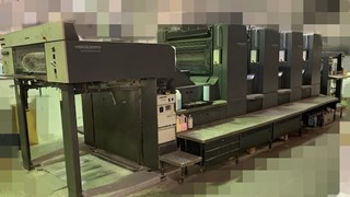 Heidelberg CD 102-4 Machines offset à feuilles