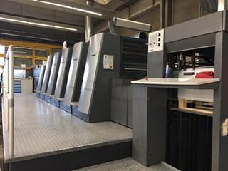 Heidelberg CD 74 - 5 -L- F 单张纸胶印机