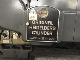 Heidelberg SBDS Letterpress
