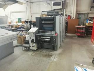 Heidelberg SM 52 - 4 单张纸胶印机