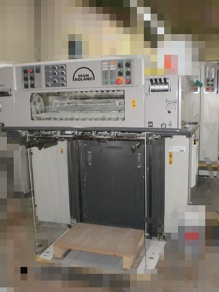 Man Roland 304 Sheet Fed