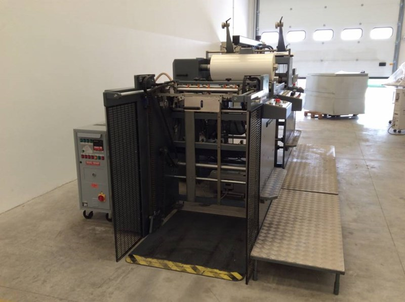 Autobond Thermal Sheet Lamination