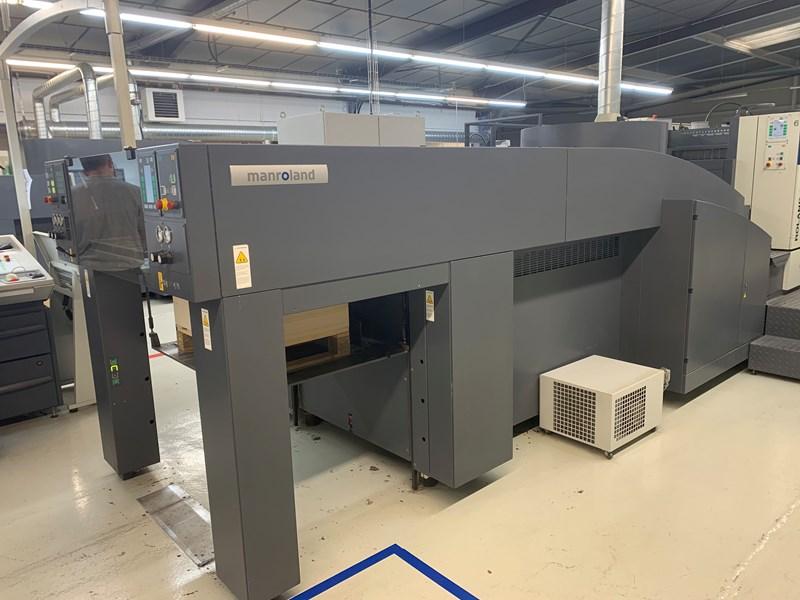 MAn Roland 505 LV High Print