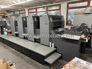 Heidelberg SM 74-4-P Sheet Fed