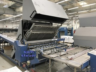 MBO T 1420/4 - 1121/4 Folding machines