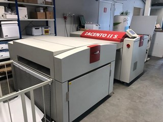 Agfa ACENTO II S CTP-Systems