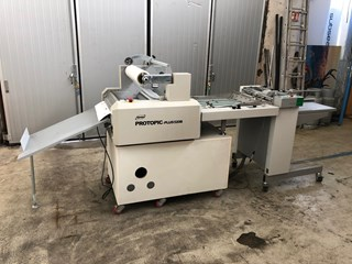 GMP Protopic - Plus 520 A Laminating and coating